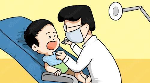 viêm lợi ở trẻ