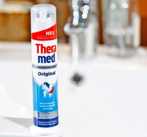 Review kem đánh răng Theramed của Đức có tốt không?