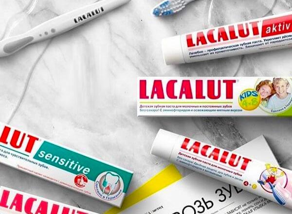 REVIEW kem đánh răng Lacalut có tốt không?
