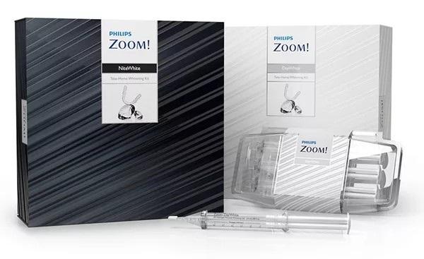 Review thuốc tẩy trắng răng Philip Zoom mới nhất từ người dùng