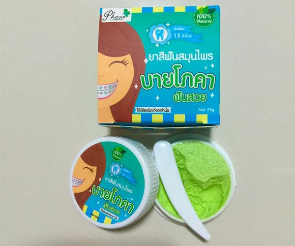 Review kem đánh răng Phoca Thái Lan có tốt không?