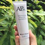 Hướng dẫn cách nhận biết kem đánh răng AP24 giả