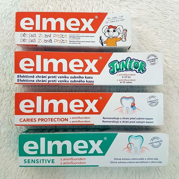 Review kem đánh răng Elmex của Đức có tốt không?