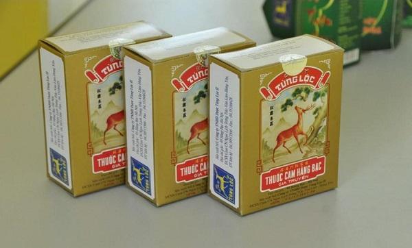 Review thuốc cam răng miệng Tùng Lộc có tốt không?